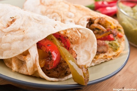 Restaurante A Chama - Comida Mexicana