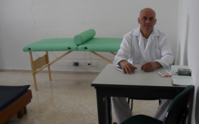 Terapeuta Nivaldo e  Alfonso