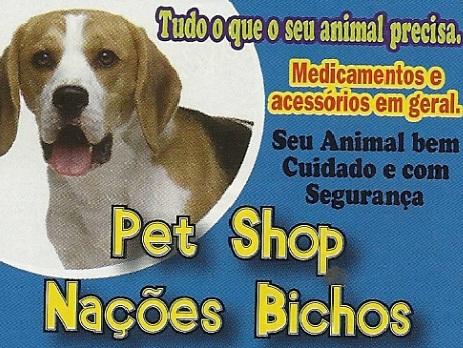 Pet Shop Nações Bichos