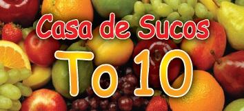 Casa de Sucos To 10