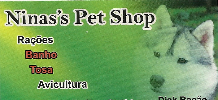 Ninas Pet Shop